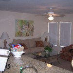 Comfortable living in your corporate housing rrental in Panama City Beach.