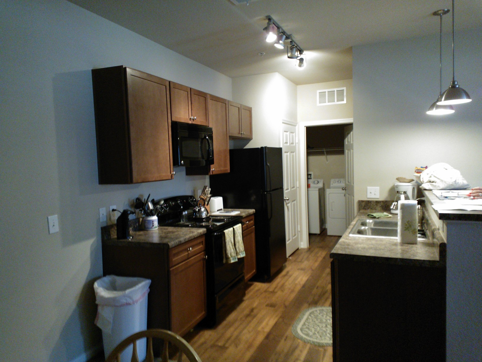 Fully Ointed Kitchen In Your Furnished Apartment Panama City Beach