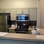 All the comforts of home with your fully appointed kitchen in your short term rental in Panama City.